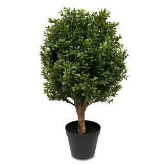 Artificial boxwood tree LEON 60
