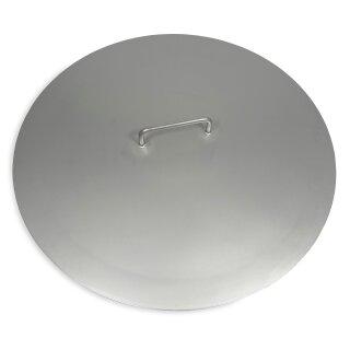 fire bowl lid FLINT 72, in stainless steel