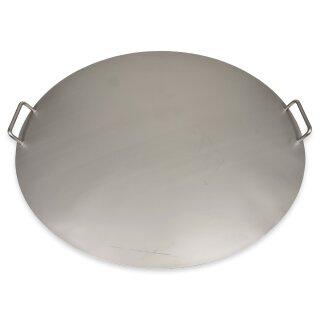 fire bowl lid FLINT 81, in stainless steel